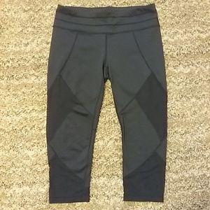 Athleta gym capri pants